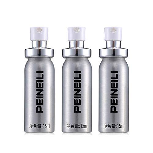 MOLEK Sex Delay Spray für Männer für dauerhaften Penis Verstehen Sie vor vorübergehende Ejakulationscreme Erektion(15 ml) (3 x 15ml)