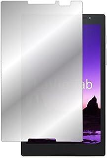 NEC LaVie Tab S TS508/T1W 8インチタブレット 用 液晶保護フィルム  鏡に変わる!ハーフミラー(防指紋)タイプ