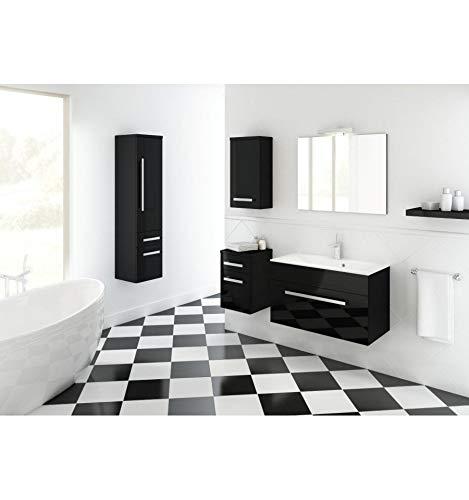 Azura Home Design - Mueble de baño OLEX (80 cm, columna: con...