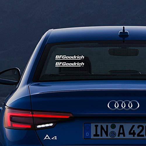 tattoo aufkleber auto 23cm x 5,1cm Auto Styling Bf Goodrich Reifen Räder Felgen Kappen JDM Trd Auto Aufkleber Funny Car Stickers