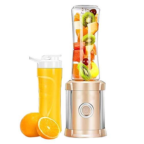 Great Deal! Portable Juicer, Household Juicer Cup Portable Juicer Juice Fruit And Vegetable Fried Fu...