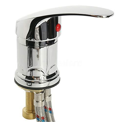 Tonquu Salon Douche Hoofd, Thuis Duurzame Spa Hot Koud Mixer Water Kraan Set, Hoofd Kraan Douche Water Saving Douchekop Douchekop Shampoo Bowl Onderdelen