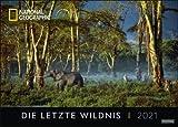 Die letzte Wildnis - Kalender 2021 - Harenberg-Verlag - Fotokalender - Wandkalender mit atemberaubenden Landschaften - 67,8 cm x 48,8 cm