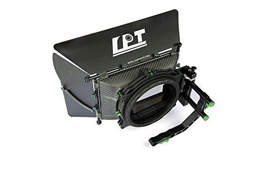 Lanparte MB-02 Matte Box for DSLR Camera Rig V2 (Black)