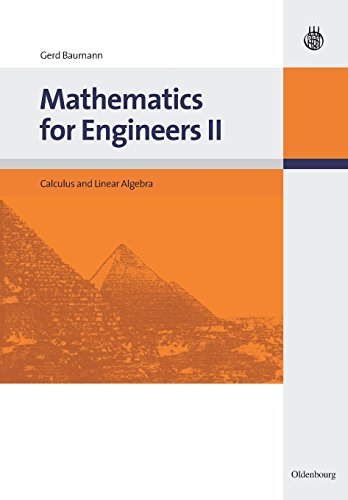 Mathematics for Engineers: Calculus and Linear Algebra PDF Books