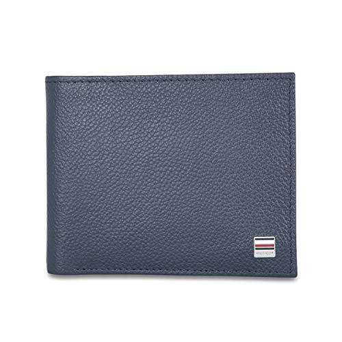 Tommy Hilfiger Navy Men's Wallet (TH/CRESCENTMCCW08)
