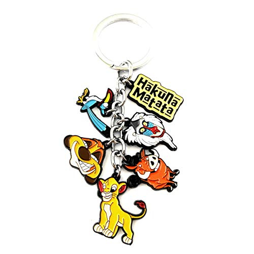 Lion King Keychain