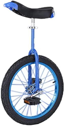 Bicicleta de Equilibrio, Monociclo, Equilibrio Ajustable, Scooter de Ciclismo, Bicicleta de Circo, Juvenil, Adulto, Entrenador de Ruedas, Ejercicio, Bicicleta de una Rueda, Llanta de Aleación de Alu