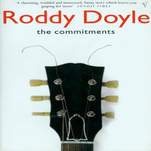 The Commitments audiobook cover art