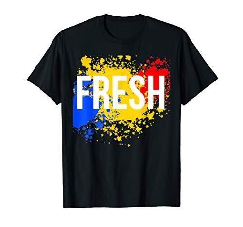 Hip Hop Fresh Old School Rap Urban Slang T-Shirt