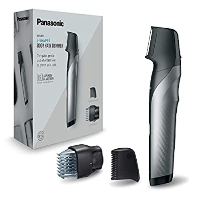 Panasonic ER-GK80-S503 Wiederaufladbarer Körpertrimmer