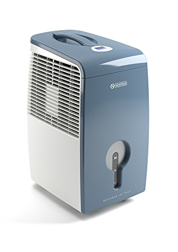 Olimpia Splendid 01646 Aquaria 28 Deshumidificador 28 Litros/Día con Pure System y HEPA Filtro, 120 m³