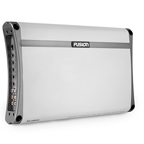 Garmin 010-01500-00 Fusion Entertainment 4-channel Marine Amplifier