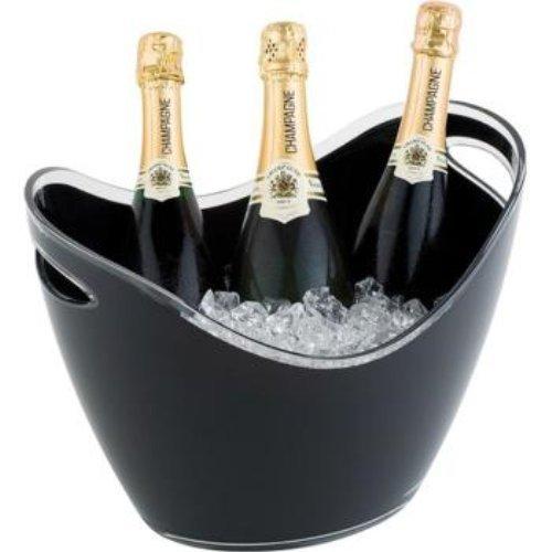 Stalwart M36054 Vin/Champagne Bol, 35 cm x 27 cm