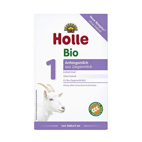 Holle - Bio-Anfangsmilch 1 aus Ziegenmilch - 0,4 kg - 6er Pack