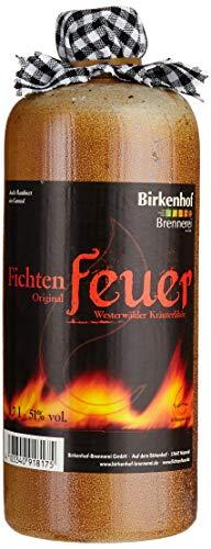 BIRKENHOF Brennerei | Westerwälder Fichtenfeuer | (1 x 0,7l ) - 51 % vol.
