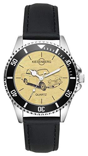 KIESENBERG Uhr - Geschenke für Trabant 600 Oldtimer Fan L-4061