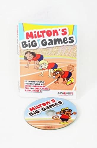 Kids Learning Milton 's Big games-innov8pe Early Years Key Stage 1 source Pack