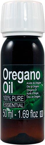 Reines ätherisches Oregano Öl. 50ml / 1.69 oz Unzen Amber Flasche. Premium-Qualität Produkt