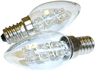 C7 Led Bulb >> Amazon Com C7 Led Bulbs Light Bulbs Tools Home Improvement