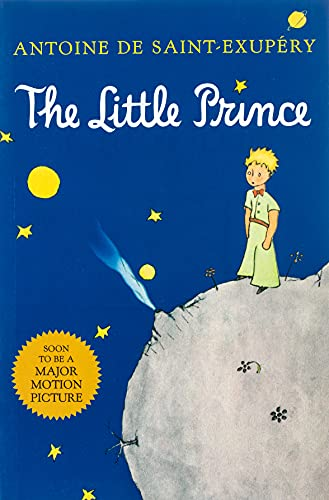 Little-Prince-Antoine-Saint-Exupéry