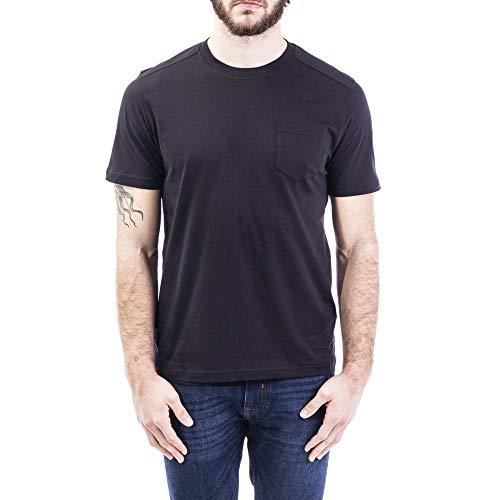 Belstaff T-shirt cotone Uomo cod.71140230 BLACK SIZE:S