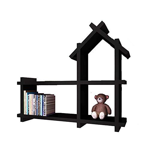 YLCJ boekenkastwanden aan de wandplanken creatieve kast voor kleine huizen selectie (kleur: ROSA)