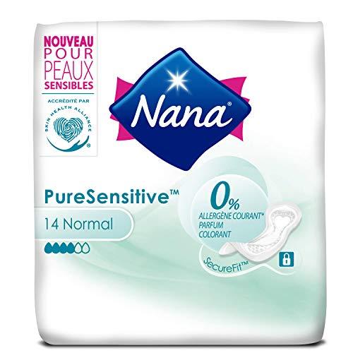 NANA PureSensitive Ultra Normal Serviettes...