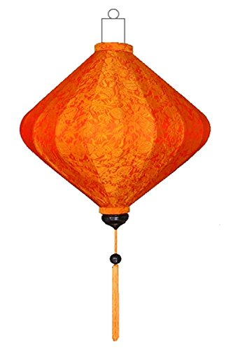 Lampionsenzo Asiatische Lampen Diamant Orange by