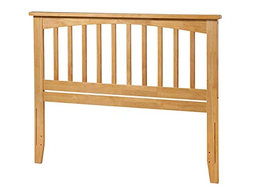 Atlantic Furniture Mission Headboard Queen Natural