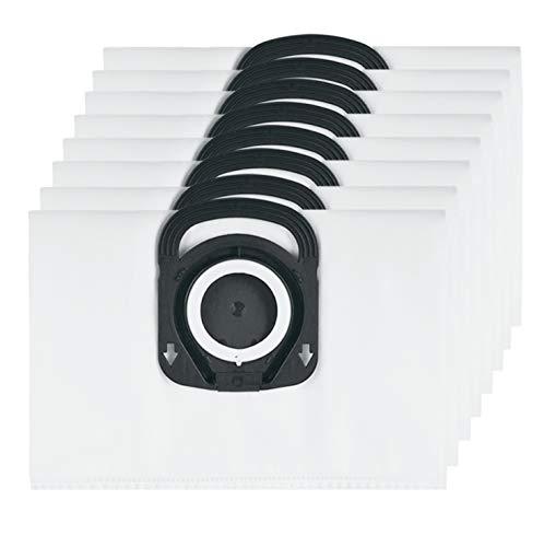 8 Staubsaugerbeutel für Rowenta Hygiene+ ZR200520 ZR200720, passend für Compact Power, X-Trem Power und Silence Force (RO64xx, RO63xx, RO68xx, RO39xx) Anti-Geruch, Premium Staubsaugerbeutel Von KEEPOW