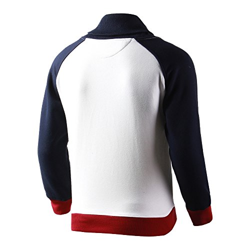 Men's Sweatshirt Pullover Long Sleeve Hoodies with Pockets for Youth/Adults (XLarge)