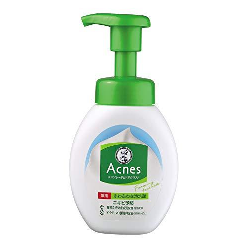 MENTHOLATUM acnes(メンソレータムアクネス) メンソレータムアクネス 薬用ふわふわな泡洗顔