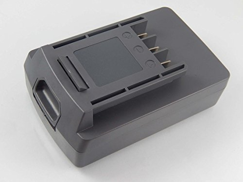 vhbw Li-Ion Akku 2000mAh (18V) für Elektro Werkzeug Wolf Garten BA 700, CSA 700, GTA 700, HTA 700, PSA 700 wie 785454, Power-Pack 5.