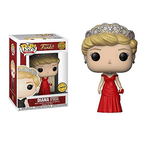 Funko Pop Royals : Princess Diana 3.75inch Vinyl Gift for Character Fans for Boy