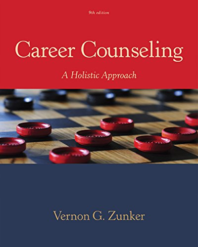 Download Career Counseling: A Holistic Approach 1305598857