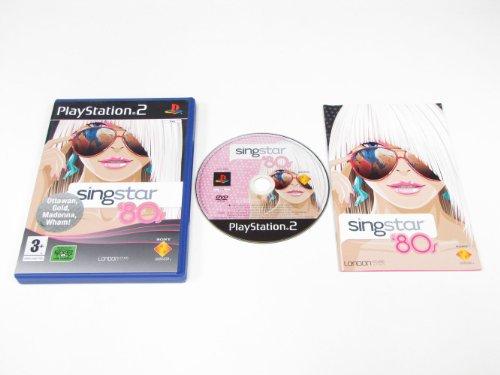 Singstar 80s - Playstation 2 - PAL