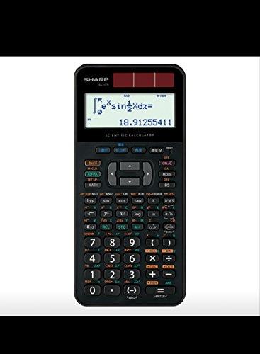 シャープ EL-578 学校教育用関数電卓 ピタゴラス