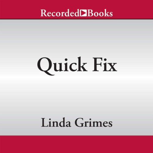 Quick Fix audiobook cover art