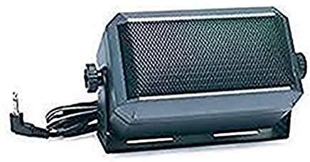 Rectangular External Communications Speaker for Ham Radio, CB &...