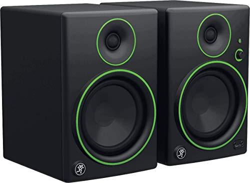 Mackie CR5BT - Monitor Multimediali Bluetooth con Woofer da 5', Nero