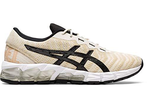 ASICS Gel-Quantum 180 5 - Zapatillas de running para mujer, Marrón (haya/negro), 39 EU