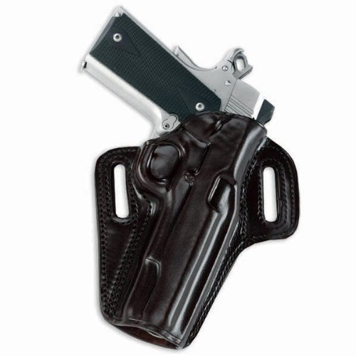 Galco Concealable Belt Holster for Sig-Sauer P226, P220 (Black, Right-hand)