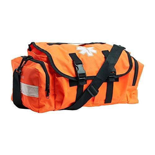 Primacare Empty First Responder Bag Orange, 1 Count