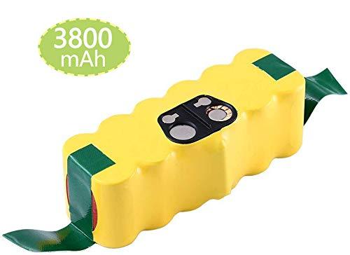 Batería Roomba 14.4V 3800mAh Ni-MH Reemplazo para...