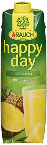 Rauch Happy Day Ananas, 6er Pack (6 x 1 l)