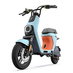 MRMRMNR E Bike Damen, 48V 400w Herren Elektrofahrrad Fahrrad, Intelligente Diebstahlsicherung, Tempomat, Energierückgewinnung, Ausdauer 25~35km, Mit EABS-System