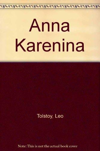 Anna Karenina [German] B001OOJFHK Book Cover