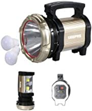 Geepas Rechargeable Search Light with Lantern GSL5709