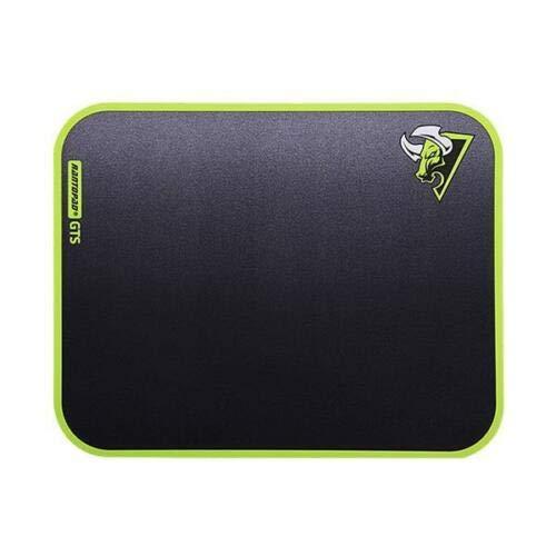 Rantopad GTS Plastic Carbon Gaming Mousepad Mat Rubber Base Fashion Smooth Black 11x8.6x0.7 inch (280x220x2mm)